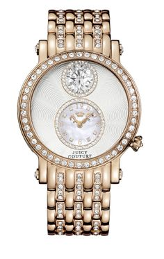 95a19fbb061 Love the Juicy Couture  Queen Couture  Crystal Bracelet Watch