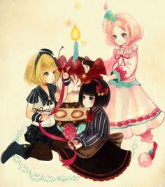 Tags: Anime, Original, Pixiv, Mokaffe