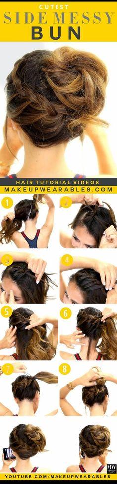 Hairstyles Tutorials...