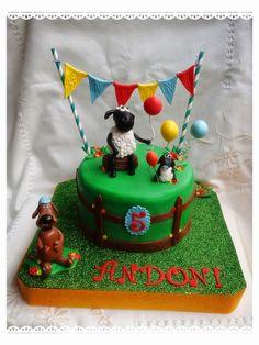 Cakes y mas: La Oveja Shaun