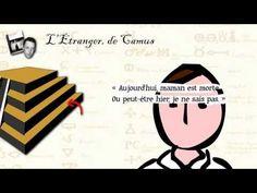 """""""l'Etranger"""", d'Albert Camus (Alchimie d'un roman, épisode 6) - YouTube"""