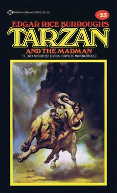 Tarzan Covers by Neal Adams and Boris Vallejo – Catspaw Dynamics Tarzan Series, Tarzan Book, Boris Vallejo, Sci Fi Books, Comic Books Art, Pulp Fiction, Fiction Books, Science Fiction, Caricature