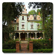 Magnolia Plantation Bed and Breakfast Inn is a completely restored French Second Empire Victorian built in 1885. We offer several rooms and cottages, located in beautiful Downtown Gainesville, FL.