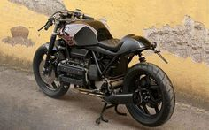 motorcycles-and-more: BMW K100 Cafe Racer