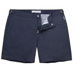 The only pair of swim trunks your guy needs.
