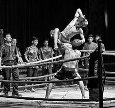 Muay Thai, traditional Thai boxing is more than a sport in Thailand, it's a way of life
