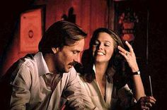 """Matty Walker (Kathleen Turner): """"You aren't too smart, are you? I like that in a man."""" // Ned Racine (William Hurt): """"What else do you like? Lazy? Ugly? Horny? I got 'em all."""" -- from Body Heat (1981) directed by Lawrence Kasdan Really Good Movies, Great Movies, She Movie, Movie Tv, William Hurt, Kathleen Turner, Film Books, Body Heat, Romance Novels"""