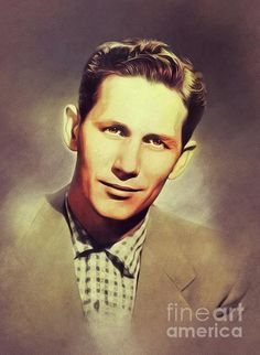 Painting - Chet Atkins, Music Legend by Esoterica Art Agency , Chet Atkins, Real People, Famous People, Dark Night, Country Music, The Darkest, Celebrities, Artist, Movie Posters