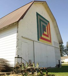 """""""Log Cabin"""" - Darwin & Melanie Engelkes  19191 170th St., Holland, Iowa"""