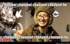 Chanyeol ♥