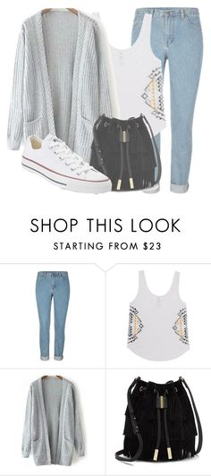 """""""#Outfit 1116"""" by sofiaabaarona1998 on Polyvore featuring moda, Billabong, Vince Camuto y Converse"""