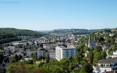 View over Siegen