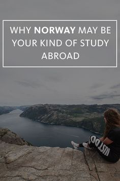 Sledding behind a pack of huskies. Camping in a rustic cabin in the woods. A long soak in a hot tub by the river. If this sounds amazing to you, go to Norway. Click to learn more about this amazing study abroad destination.