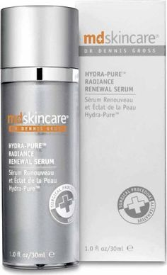 MD Skincare Hydra Pure Radiance Renewal Serum 1 oz by Md Skincare. $90.25. **No U.S. Sale Tax** 1 oz. MD Skincare Hydra Pure Radiance Renewal Serum. Anti-Aging Products. New in Box. MD Skincare Hydra Pure Radiance Renewal Serum  Powerful serum allows skin to be radiant and renewed. Minimizes dark spots and circles. Dulling and discoloration will vanish.