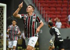 Encostado no Fluminense, atacante Osvaldo recebe proposta do Botafogo #globoesporte