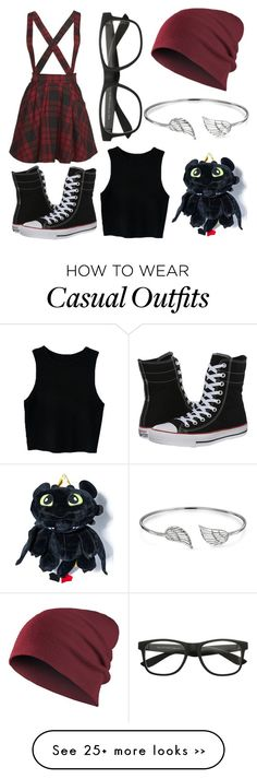 """""""Casual #8"""" by mjgurr on Polyvore"""