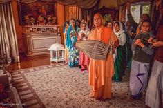 Sweet Kirtan in Kazakhstan (Album with photos)  Indradyumna Swami: We are spending a week with BB Govinda Maharaja at his Sri Vrindavan Dhama community just outside of Almaty, Kazakhstan. Springtim…