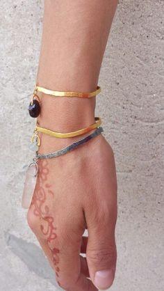 #SZMER-craft #bracelet #ring #jewellery #jewelry #jade #garnet #cristal #silver #golden #henna #multikulti http://pl.dawanda.com/shop/szmer-craft