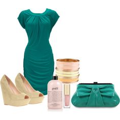 Teal...love this color!
