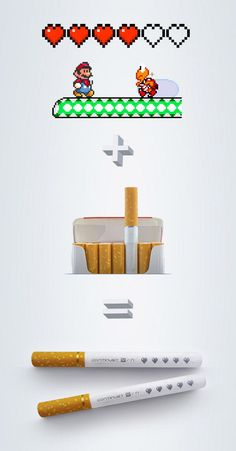 Feisty, Game-Inspired Cigarette Papers Remind Users that Life is Finite - Enpundit