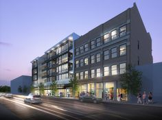 LG Construction + Development: Development property, Chicago, IL