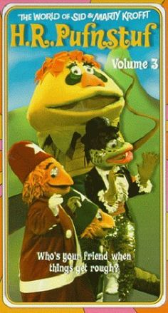 H.R. Pufnstuf...every Saturday!