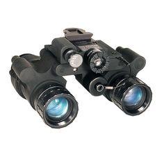 NVD BNVD-G2 Gen 2+ ITT Pinnacle Dual Tube Night Vision Binocular/Monocular Gated
