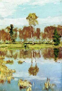 Autumn - Isaac Levitan