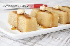 Flour Halva Bars Recipe
