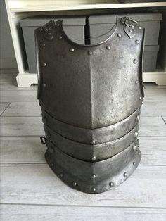 "Polish hussars Breastplate ""Pocztowy""XVII"