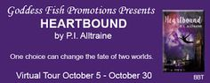 Books in the Hall: Heartbound by P.I. Alltraine