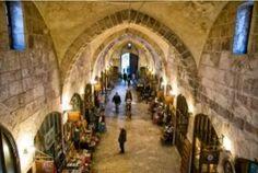 Kırkkaşık covered bazaar-Ramadanids period-Constructive: İbrahim bey-Year built: 1579-Tarsus-Mersin-Turkiye Street View