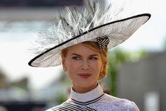 How to choose a hat for Ascot  - HarpersBAZAAR.co.uk