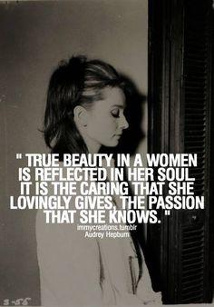 ~ Audrey Hepburn <3