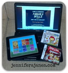 Educational apps and software for homeschooling children with special needs - jenniferajanes.com