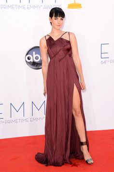 jena malone - j. mendel gown - 64th emmy awards