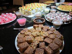 Many desserts Turkey
