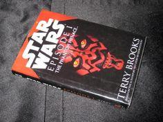 Star Wars Episode 1 The Phantom Menace FREE SHIPPING Star Wars Books, The Phantom Menace, Star Wars Episodes, Free Shipping, Stars, Sterne, Star