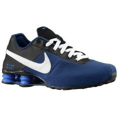 Nike Shox Deliver - Men s - Brave Blue Grey Black Game Royal 100c0ab43