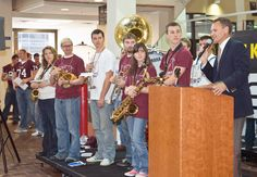 October 2012 - Bulldog Country Unites with Downtown Duluth