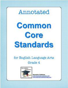Common Core Standards.