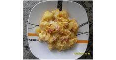 Receta de HUEVOS CON PATATAS con ana sevilla, aprende como hacer esta receta en tu robot de cocina.