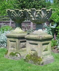 Garden Urn Planter   What I Would Give To Have These.