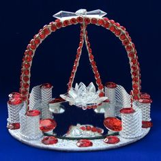 Ideas For Wedding Offertory Gifts : ... gift packing metal platter, designer bridal gift wrapping, design