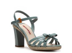 Prada Patent Leather Bow Sandal Sandals Women's Luxury Shoes Women's by Category Luxe810 - DSW