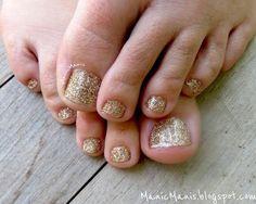 pedicures | Manicures And Pedicures - Bride's Bridal Look #2061843 - Weddbook