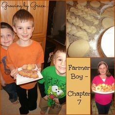 Farmer Boy - Gr.3 Novel Study Traditionally , in grade 3 my boys have read Laura Ingalls Wilder's Little House on the Prairie for th...