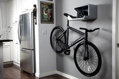 Shelfie Bicycle Wall Mount 1