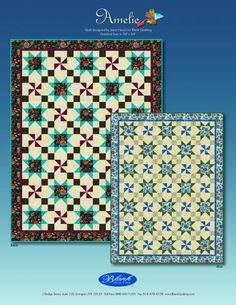 Free Quilt Patterns from Blank Quilting