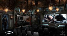 Teatros en Casa al estilo de Batman | Hogar.MeQuedoUnoMeQuedoUno México